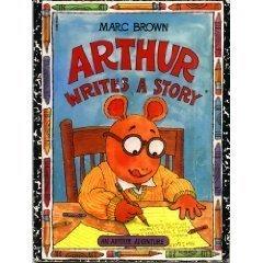 9780590394833: Arthur Writes a Story