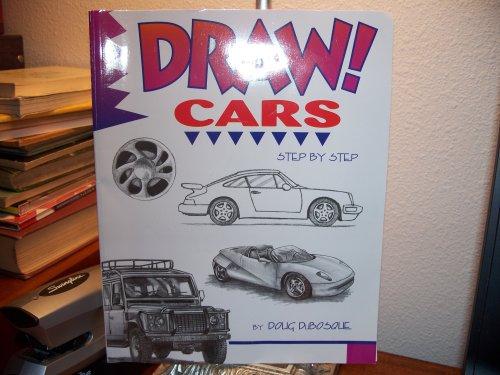 9780590395106: Draw! Cars : Step By Step