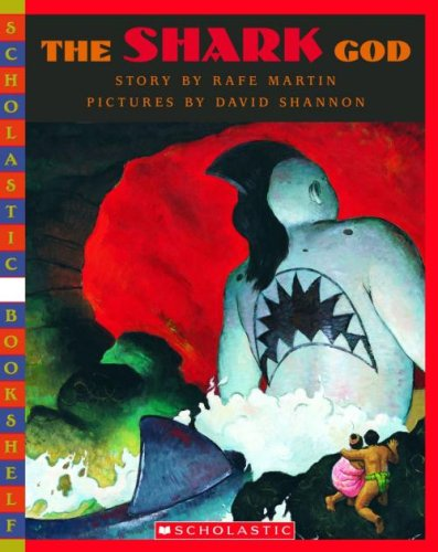 9780590395700: Shark God (Scholastic Bookshelf)