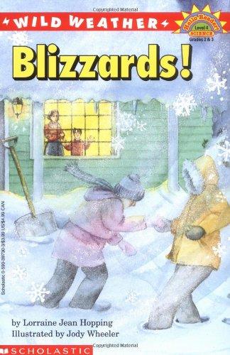 9780590397308: Wild Weather: Blizzards! (Hello Reader! Level 4 Science