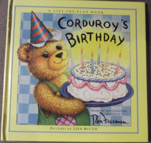 Corduroy's Birthday: Don Freeman