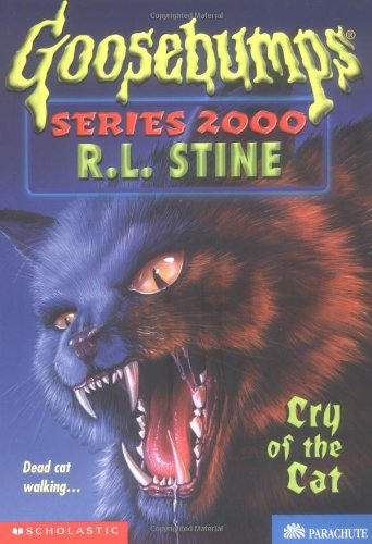 9780590399883: Cry of the Cat (Goosebumps Series 2000, No 1)