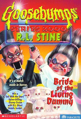 9780590399906: Bride of the Living Dummy (Goosebumps Series 2000, No 2)