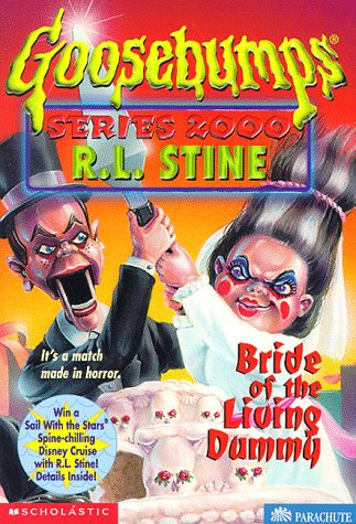 9780590399906: Bride of the Living Dummy (Goosebumps Series 2000, No 2)