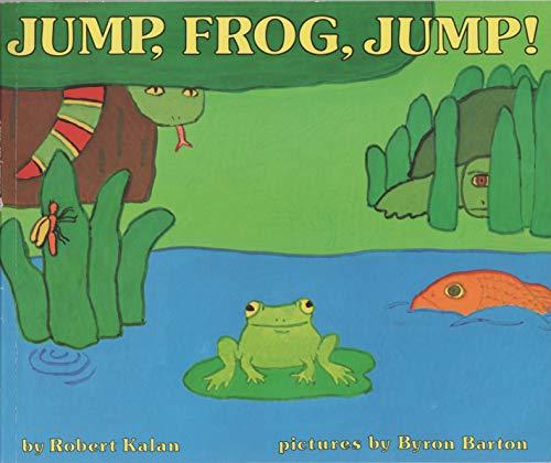 9780590400633: Jump, Frog, Jump