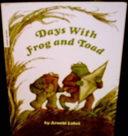 9780590401098: days with frog and toad
