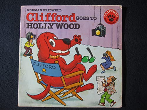 9780590401159: Clifford Goes to Hollywood