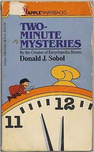 9780590401289: Two Minute Mysteries