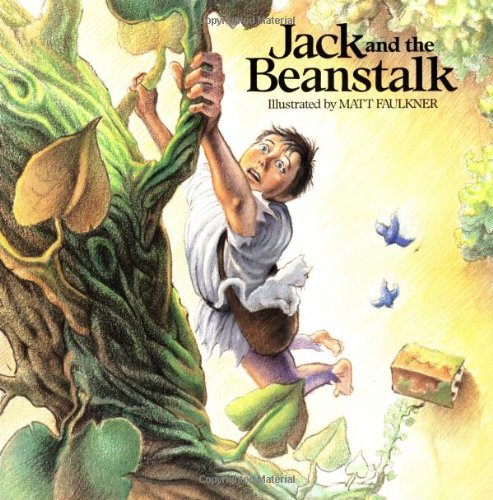 9780590401647: Jack and the Beanstalk