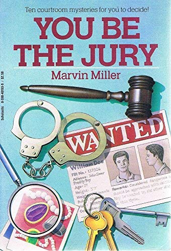 you be the jury: miller, marvin