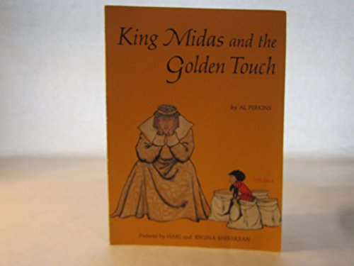 9780590402187: King Midas and the Golden Touch