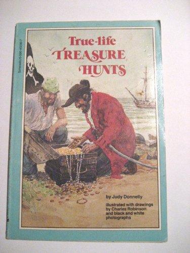 True-Life Treasure Hunts: Donnelly, Judy