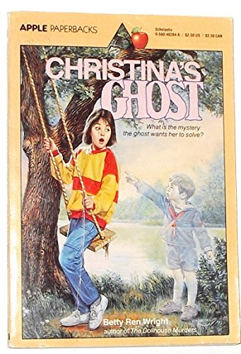 9780590402842: Christina's Ghost