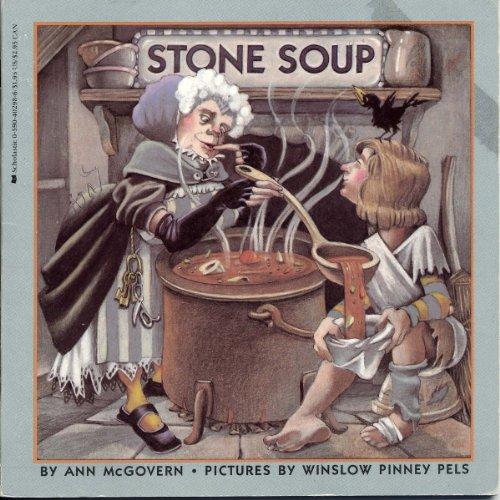 9780590402989: Stone Soup (An Easy-to-read Folktale)