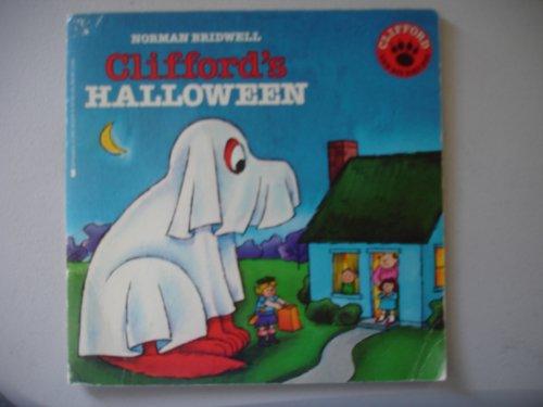 9780590403245: Clifford's Halloween