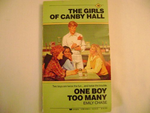 9780590403436: One Boy Too Many (Canby Hall, No 19)