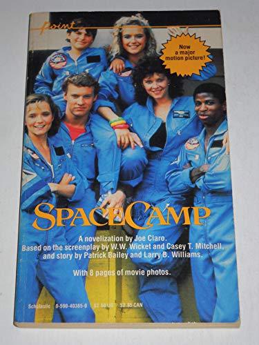 9780590403856: Spacecamp