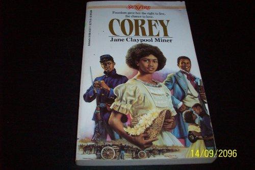 9780590403955: Corey (Sunfire, No 22)