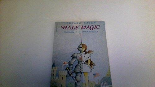 9780590404488: Half Magic