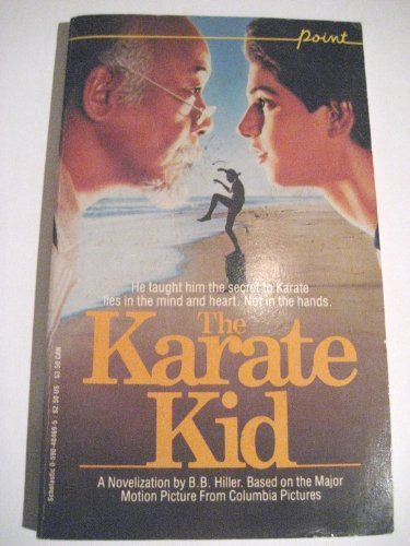 9780590404693: The Karate Kid