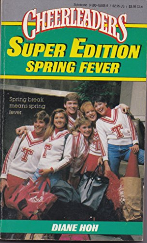 Spring Fever (Cheerleaders) (0590405055) by Diane Hoh