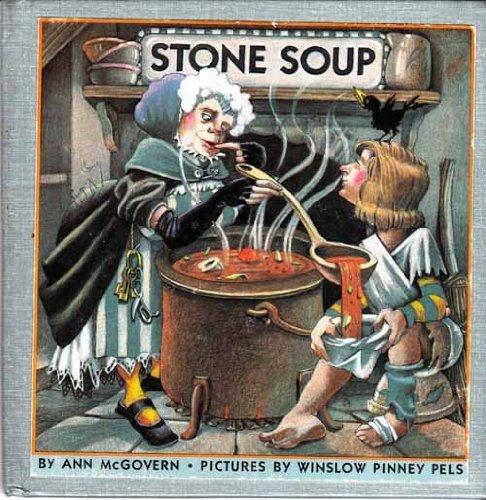 9780590405263: Stone soup