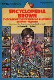 Encyclopedia Brown and the Case of the Exploding Plumbing and Other Mysteries (9780590405317) by Donald J. Sobol