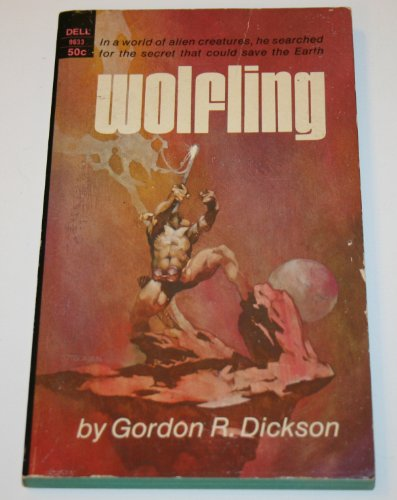 9780590405638: Wolfling