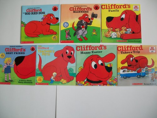 9780590405645: Clifford's Manners (Clifford Activity Books)