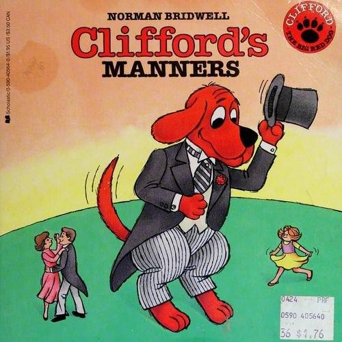 9780590405645: Clifford's Manners