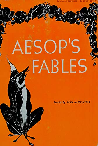 9780590405690: Aesop's Fables