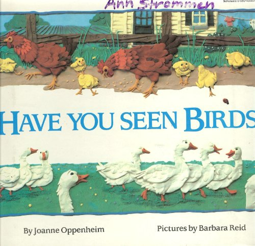 9780590405850: Have you seen birds?