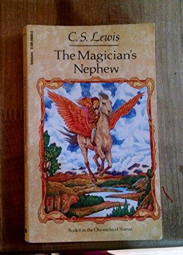9780590406000: The Magician's Nephew