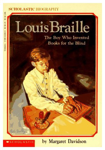 9780590406024: Louis Braille: The Boy Who Invented Books for the Blind