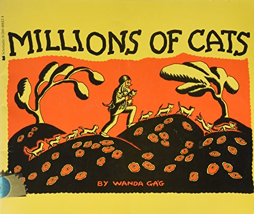 9780590406123: Millions of Cats