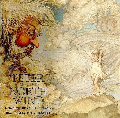 9780590406291: Peter and the North Wind (An Easy-to-read Folktale)