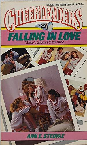 9780590406345: Falling in Love (Cheerleaders)