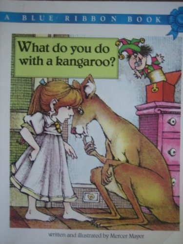 9780590406550: What Do You Do with a Kangaroo?
