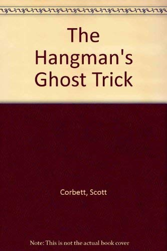9780590406598: The Hangman's Ghost Trick