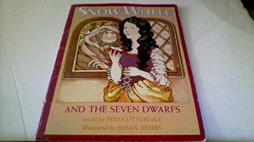 9780590406857: Snow White and the Seven Dwarfs: Freya Littledale