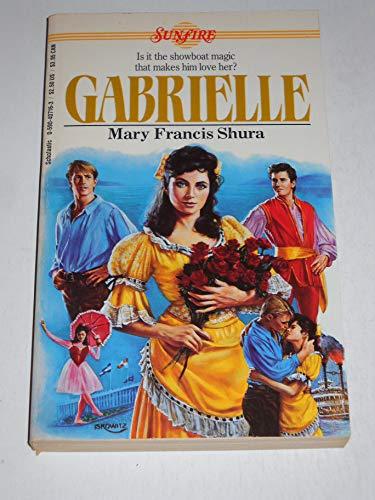 9780590407168: Gabrielle (Sunfire, No 24)