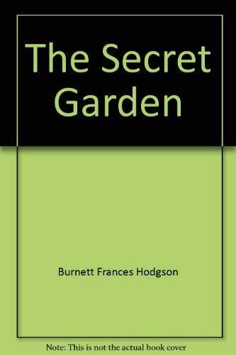 Secret Garden by Frances Hodgson Burnett, First Edition - AbeBooks