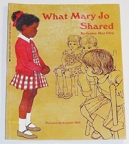 9780590407311: What Mary Jo Shared