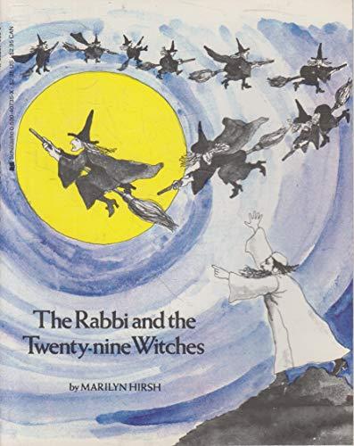 9780590407359: The Rabbi and the Twenty-nine Witches