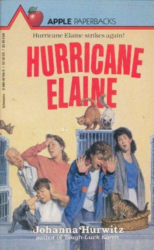 9780590407663: Hurricane Elaine