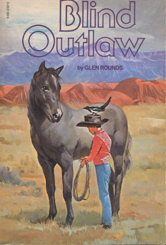 9780590407755: Blind Outlaw