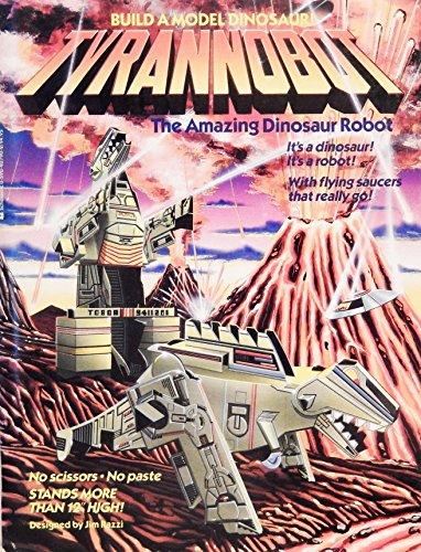 9780590407908: Tyrannobot: The Amazing Dinosaur Robot