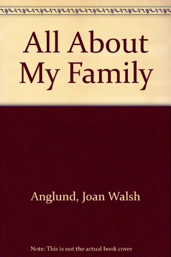 9780590408288: All About My Family