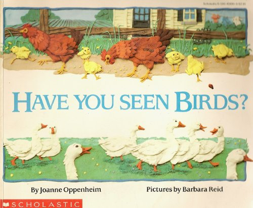 9780590408905: Have You Seen Birds?