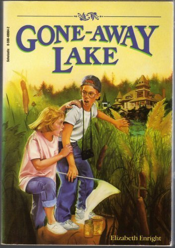 9780590409049: Gone Away Lake